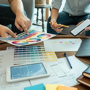 Création de site web - Design